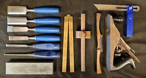 DIY woodwork tools job lot