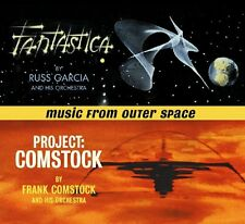 Russell Garcia / Frank Comstock: MUSIC FROM OUTER SPACE - FANTASTICA + PROJECT