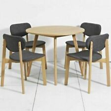 Brown Table & Chair Sets