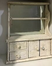 Blythe Doll Furniture 1:6 Scale Kitchen Cabinet With Mirrors 13�