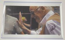 Stan Lee Signed Autograph 11x17 Portrait Photo Art Print MCU Spider-Man Creator