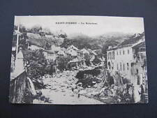 Saint Pierre La Roxelane France Old French Postcard
