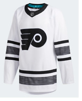 Authentic Adidas NHL Philadelphia Flyers Parley Hockey Jersey New Mens Sizes