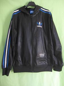 Veste Adidas à Capuche Originals Chile 62 Jacket Homme style vintage - S