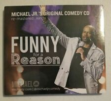 Funny For a Reason by Michael Jr. (CD, 2006)