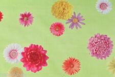 Tovaglie verde floreale