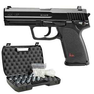 Heckler & Koch USP Metallschlitten Softair-Co2-Pistole 6 mm BB NBB > 0,5 J (P18)