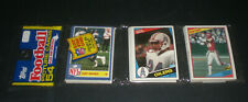 1984 TOPPS FOOTBALL CARDS RACK PACK