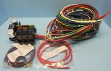 rebel wire 12 volt wiring harness, 9+3 universal kit, made in the USA!!