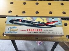 AIRFIX 1/144 VICKERS VANGUARD à finir de monter avion civil