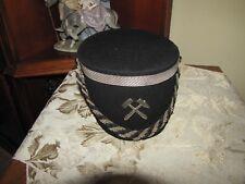 Schlaegel Und Eisen Mining Dress Hat - Faternal - Very Nice