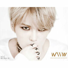 JYJ KIM JAE JOONG - [WWW:WHO,WHEN,WHY] 1st Album CD+Foto Buch+Karte K-POP Sealed