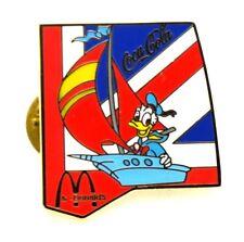 Pin Spilla Olimpiadi London 2012 - Paperino Donald Duck (Limited Edition 50)