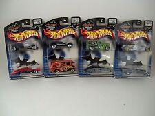 Hot Wheels Halloween Hwy COMPLETE SET 8 cars 2002 MOC NIP NEW
