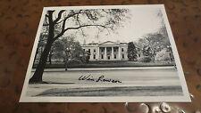 Winston Lawson Secret Service Agent Kennedy detail signed autographed photo