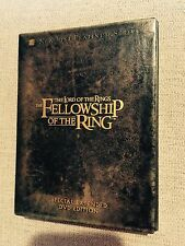 Lord Of The Rings The Fellowship Of The Ring Dvd Extended Version