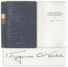 Eugene O'Neill Signed Limited Edition Days Without End
