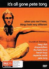 "IT'S ALL GONE PETE TONG - DVD - Frankie Wilde "" The Deaf DJ "" TRUE STORY MOVIE"