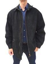 El Gant USA Para Hombre De Invierno Abrigo Chaqueta South Hampton Negro Tamaño nos L Reino Unido XL #4639