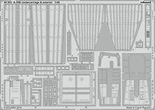 Eduard 1/48 Douglas A-26B Invader Undercarriage & Exterior # 48953