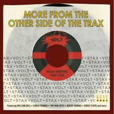 "MORE FROM THE OTHER SIDE OF THE TRAX  ""45rpm RARITIES 1960-1968""  STAX VOLT  CD"