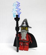 Evil Wizard Fantasy Era Castle 7093 Cape Hat Classic Lego Minifigure Figure