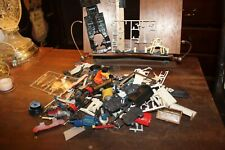 Vintage 1/24 1/25 Plastic Scale Model Junkyard Kit Parts LOT Engines Bag H