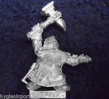 Ingeniero Enano 2000 1 minero zapador Games Workshop Lords & Heroes Warhammer army