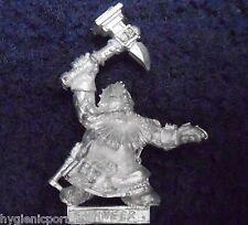 Ingeniero Enano 2000 1 minero zapador Games Workshop Lords & Heroes Warhammer army
