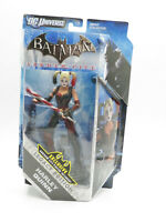 DC Universe Batman Arkham City Legacy Edition Harley Quinn Figure NEW FREE SHIP