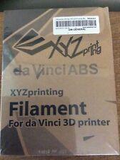 Black Filament For Da Vinci 3D Printer