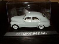 VA2F voiture 1/43 IXO altaya : PEUGEOT 203 1960