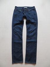 Levi's 571 Slim Fit Jeans Hose, W 31 /L 32, indigo Denim, schmale Röhre, TOP !