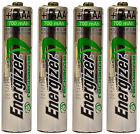 *NEW* 4x Energizer Rechargeable AAA 700 mAh NH12 NiMH 1.2V Battery  [USA SELLER}