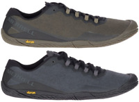 MERRELL Vapor Glove 3 Cotton Barefoot Sneakers Baskets Chaussures pour Hommes