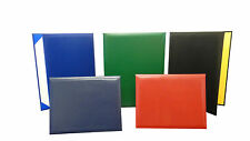 Padded Diploma Covers - Many Colors And Sizes Available