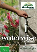Gardening Australia - Water Wise[ DVD ] NEW & SEALED, Region 4, Fast Post...6875