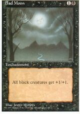 Bad Moon | EX | Alternate 4th Edition | Magic MTG