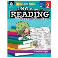 180 Days of Reading for Second Grade (Grade 2): Practice, Assess, Diagnose (Pape