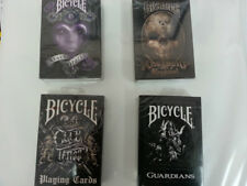Bicycle Alchemy,Club Tattoo,Guardian & Anne Stokes Dark Hearts Combo New Sealed