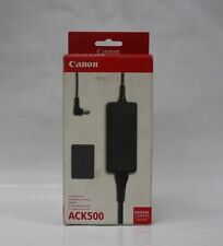 Canon ACK-500 AC Adapter Kit - Brand New