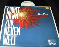 Christlich - Songs Count down zur neuen Welt Fietz-Team LP RARE GERMAN