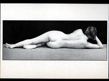 NATURISME / FEMME Françoise N°2 coté pile , par Bernard DELFRAISSY