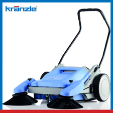 50079 Kränzle Colly 800 Kehrmaschine - 30 Liter - 19kg - Handkehrmaschine