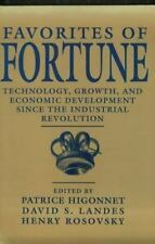 Favorites of Fortune: Technology, Growth, and Economic Development since the Ind