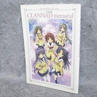 CLANNAD Memorial Kiroku Zenshu Art Illustration Book TK76