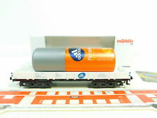 BS868-0, 5 # märklin H0/AC 94149 Low-Sided Wagon Adidas Deo Boby Spray Mint; Box