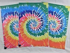 100 10x13 Designer Tie Dye Rainbow Mailers Poly Shipping Envelopes Boutique Bags