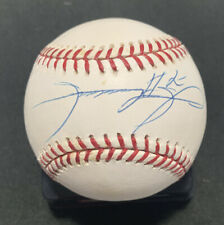 Sammy Sosa MLB AUTHENTIC Signed Official MLB Baseball Autographed Cubs COA HOLO