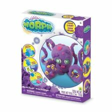 Morph Electric Purple Octopus Light and Fluffy Modeling Craft Sand ToyKids Gift